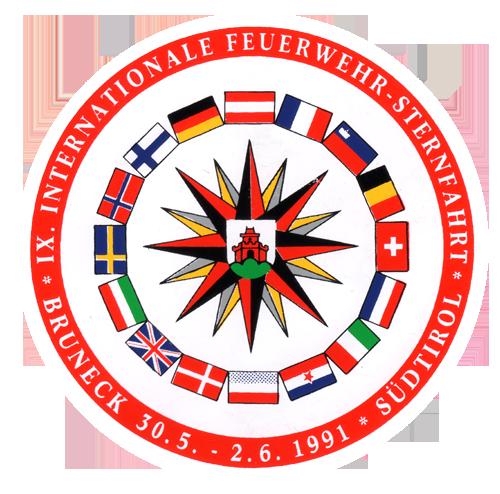 Logo 9 Sternfahrt 1991 Kopie