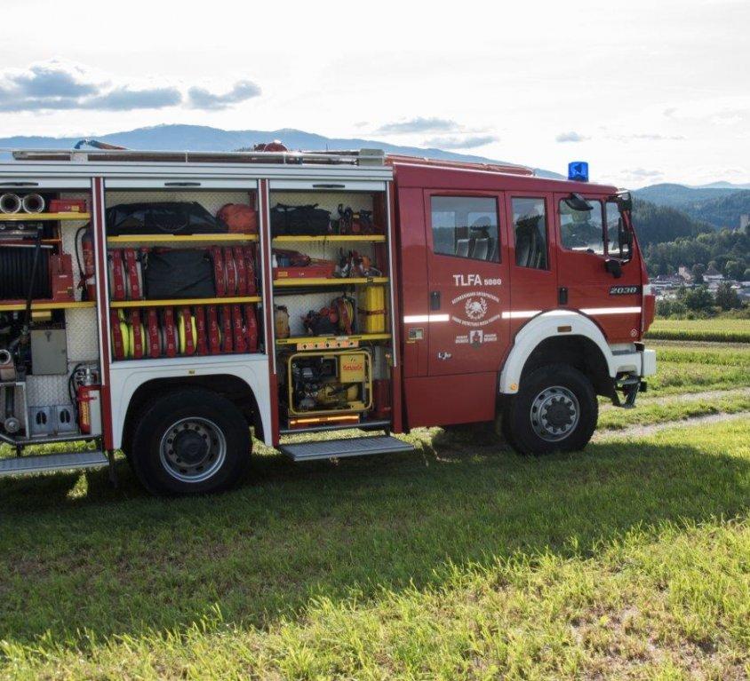 Tanklöschfahrzeug 5000